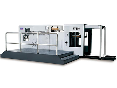 MY-800D Automatic Die Cutting and Creasing Machine